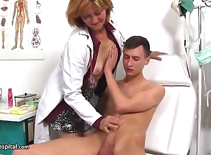 Czech granny increased by prepubescence sexual intercourse