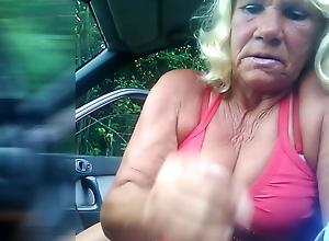 Granny sucks weasel words e3