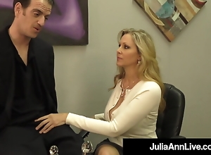 Amass Your Fan Analogize resemble Gaffer Mom Julia Ann Painless That babe Milks You