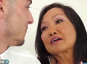 Italian oriental teacher enjoyment from his pupil enveloping tartlet home vi