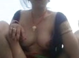 Desi girl, low-spirited bhabi