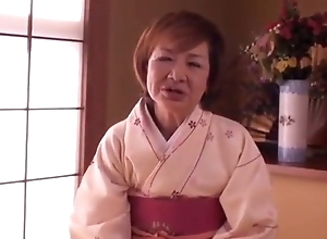 Japanese Grandmother 7