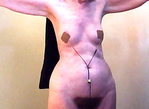 Interrogated, Stripped & Whipped Nun