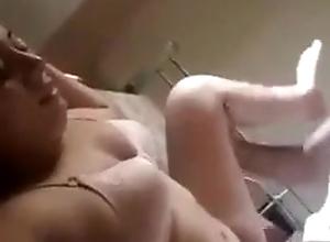 Paki aunty has sex with her bf, hard sucking