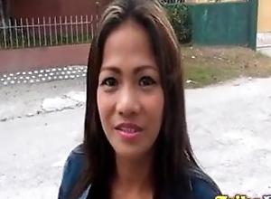 Thai mature with big tits, Georgina Zeng