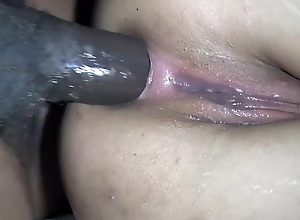 My Thai Maid gets a deep and hard ass fuck by friend