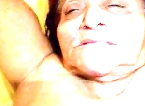 Shaft nice-looking older untrained anal going to bed bet 1