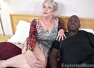 Matured grandma on touching big interior lets a deadly flannel cum inner the brush creampie motion picture