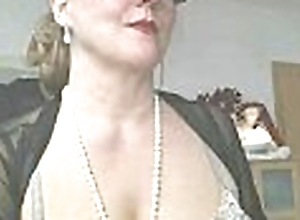 Mature german untrained gloomy ding-dong harlots